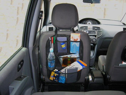 Органайзер на переднее сиденье